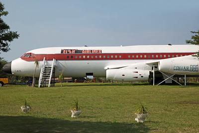 (N88CH) Convair 880 'Eish Airlines'