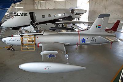 ZU-IMP/479 MB-326M SAAF (Sakoi Ltd)
