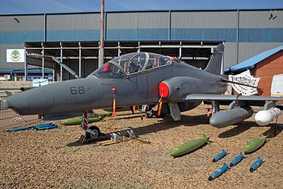 268 Hawk Mk120 SAAF 85CFS (Makhado AFB)