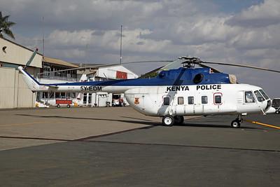 5Y-EDM Mi-17P Kenya Police Air Wing