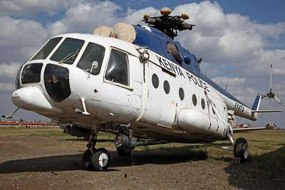 5Y-STA Mi-17P Kenya Police Air Wing (WFU)