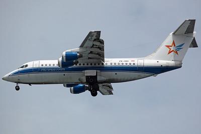 PK-BRI BAe146-200 Aviastar