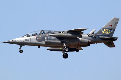 23141 Alpha Jet A RTAF 231Sq (with RTAF 100th Anniversary tail markings)