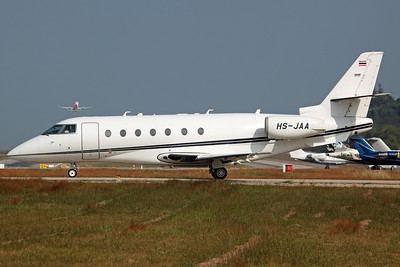 HS-JAA Gulfstream 200 Jet A Company