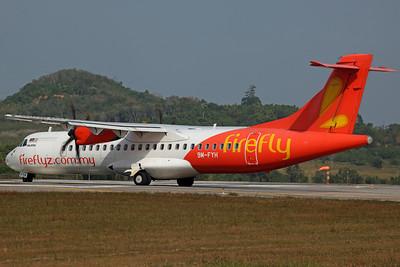 9M-FYH ATR-72-500 Firefly