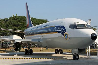 22-222 B737-200 RTAF 602Sq (Royal Flight)