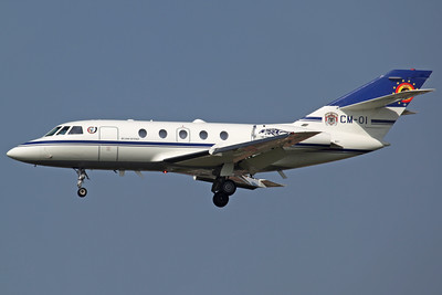 CM-01 Falcon 20E-5 Belgian AF 21Sm BGF001 (with 40th anniversary markings)