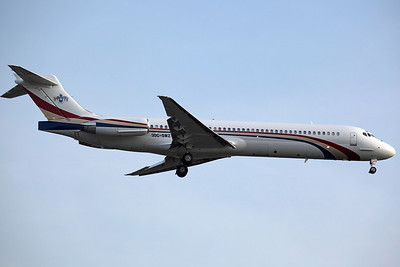 3DC-SWZ MD-87 Swaziland Government