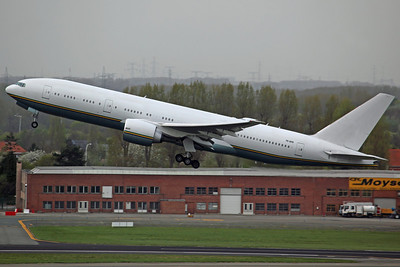 TR-KPR B777-200 Gabon Government/Afrijet Business Service 'Gabon 1'