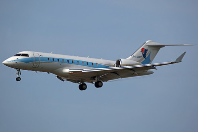 5A-UAC Global Express United Aviation