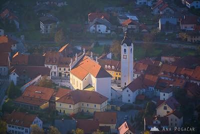 Hiking to Špica - Nov 2, 2014