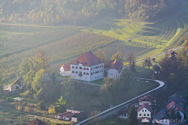 Zaprice Castle.