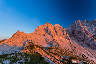2-day mountaineering in the Kamnik Alps - Aug 29-30, 2014