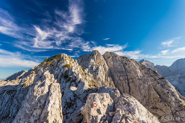 Mt. Velika Baba from Mala Baba