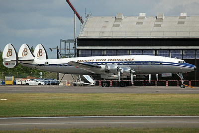 HB-RSC L-1049F (C-121C) Super Constellation Flyers Association