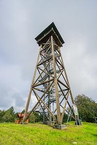 Viewing tower at Plački vrh