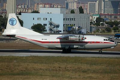 UR-CAH An-12BK Meridian Ltd