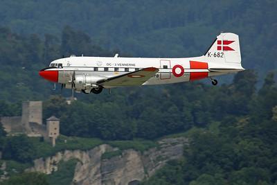 OY-BPB/K-682 DC-3A 'DC-3 Vennerne'