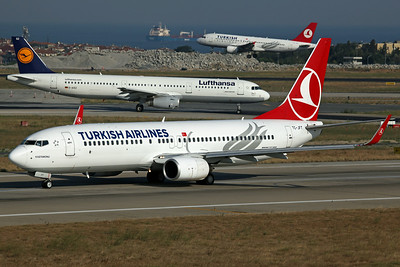 TC-JFT B737-800 Turkish Airlines