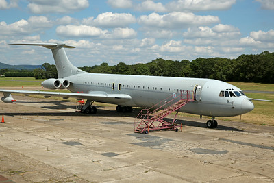 ZA150/J VC-10 K3 RAF 101Sq (Brooklands Museum). Maintained at Dunsfold in ground running condition.