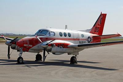 160968/G-420 T-44C US Navy VT-31/TAW-4 (NAS Corpus Christi)
