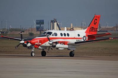 160856/G-456 T-44C US Navy VT-31/TAW-4 (NAS Corpus Christi)