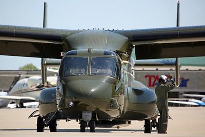 168292/04 MV-22B USMC HMX-1 'The Nighthawks' (MCAF Quantico)