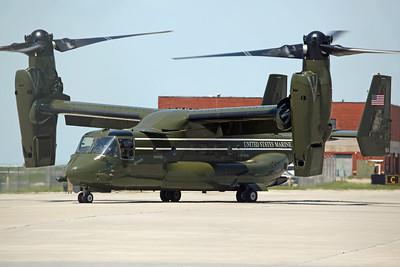 168297/05 MV-22B USMC HMX-1 'The Nighthawks' (MCAF Quantico)