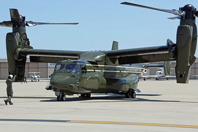 168292/04 MV-22B USMC HMX-1 'The Nighthawks' (MCAF Quantico)