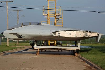 A-12 Avenger II development airframe