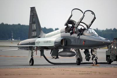 67-14858/VN T-38C USAF 25FTS/71FTW 'Shooters' (Vance AFB)