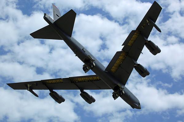 60-0015/BD B-52H USAF AFRC 93BS/307BW