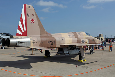 761571/AF-113 F-5N US Navy VFC-111 'Sun Downers' (NAS Key West)