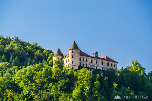 Podčetrtek castle, Kozjansko