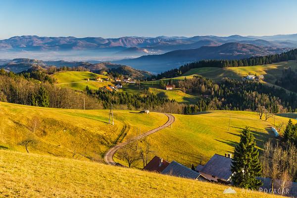 Views from Goli vrh