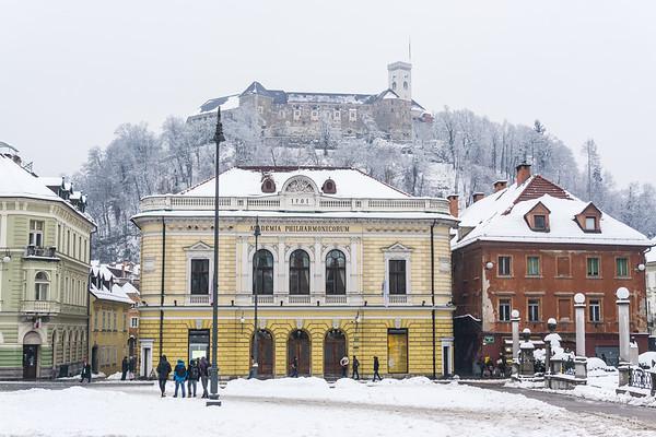 Kongresni trg, Ljubljana