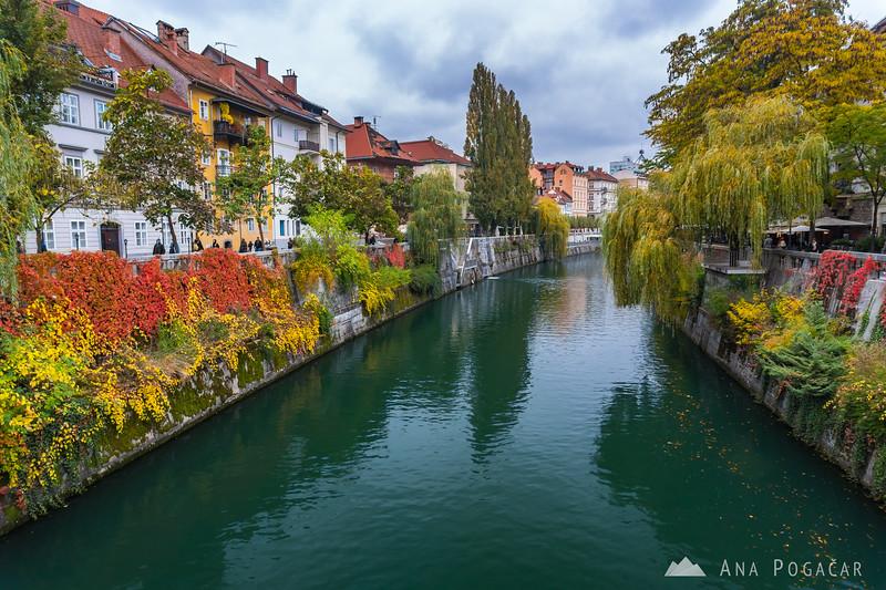 Ljubljana - Oct 2016