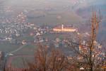 Mekinje monastery from Stari grad