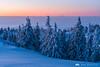 Views from Mala planina before sunrise