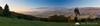 Panorama from Katarija above Moravče