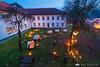 Ognjena Veronika (Fiery Veronica) event at the Katzenberg castle in Kamnik