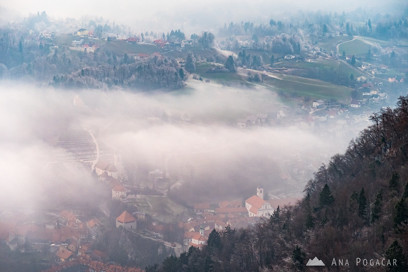 Misty Kamnik from Špica