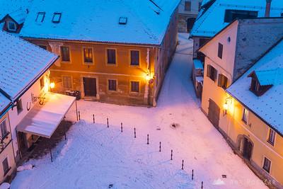 Snowy Kamnik - Mar 3, 2018