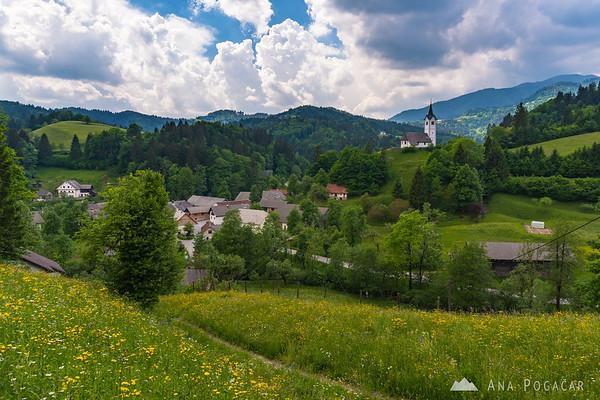 Village of Volča