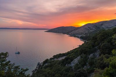Stara Baška, Island Krk - June 2018