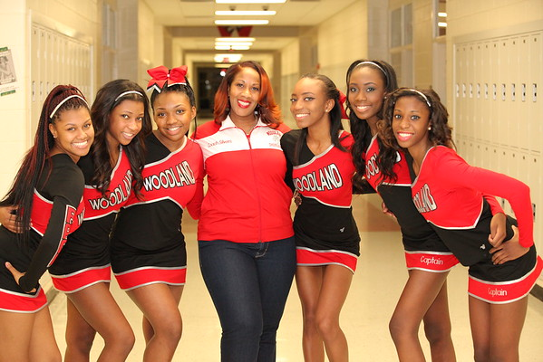 Cheerleader 2015 Seniors