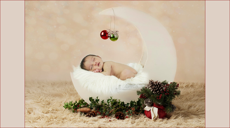 Winnipeg Christmas Portrait Photography