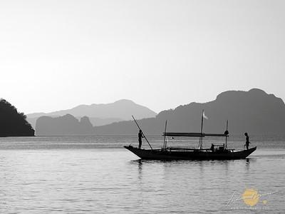El Nido Boatmen Mono
