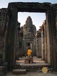 Bayon Framed - Cambodia