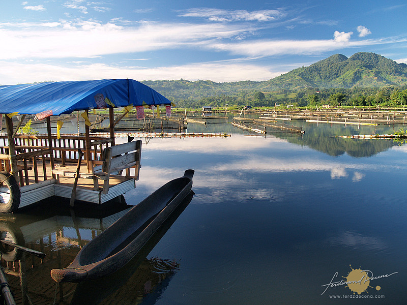 Seloton Mirror Lake - Lake Sebu